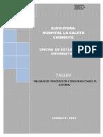 Plan de Capacitacion_estadistica 2015