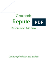 Repute 2 Reference Manual