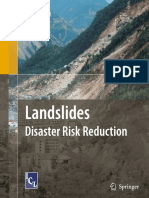 Kyoji Sassa Landslides – Disaster Risk Reduction (2009)
