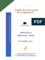 3. Informe de Iluminacion Neptunia Sede Paita Piura