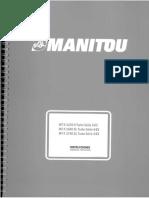 Mt-x 1740 Sl Turbo Serie 3-e3.Catalogo de Partes