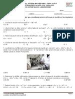 Guia Para Exámen de Recuperación de Matemáticas 1 (Sem 2016-b)