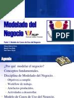 Modelado Del Negocio (Modelo de Casos de Uso Del Negocio)