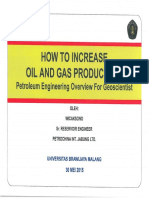 0. Petroleum Engineering Overview for Geoscientist