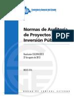 Auditoria - proyectos de preinversion publica.pdf