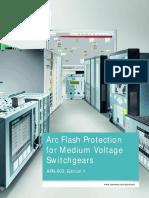 APN-003 Arc Flash Protection
