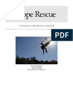 Rope Rescue.colorado Tech Rescue