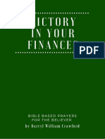 Bible Based Prayers to Pray Over Your Finances