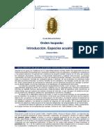 Orden Isopoda 1