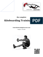 Kiteboarding Exercises Complete Training Guide V3(1)