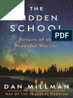 Dan Millman - The Hidden School (Chapter One)