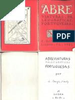 Abreviaturas Paleogr%C3%A1ficas Portuguesas