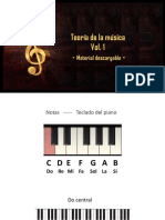 Teoria de La Musica Vol 1