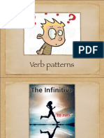 Verb patterns B2+ (1)