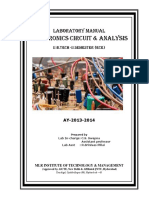 ECA Manual