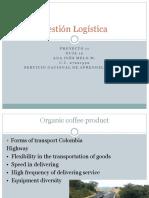 Gestión Logística- English