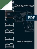 Manual z Instrucciones z Px 4