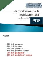 Comité de SST y Funciones