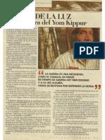 El Hijo de La Luz en La Guerra de Yom Kippur