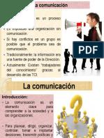 Tema 10 La Comunicación