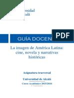 LA IMAGEN DE AMÉRICA LATINA