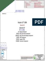 ZAM70 LA-A901P r03 Dell Latitude E5450