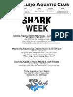 VJO's Shark Week 2010