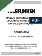 Manual Domus48dvi