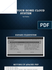 Build Your Home Cloud System