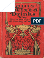 1906 Louis Mixed Drinks Mixellany