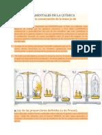 Leyes Fundamentales de La Química Branyeli