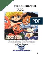 Hunter x Hunter MB RPG