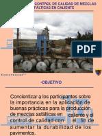 1.Producción y Control de Calidad en Mezclas Asfalticas
