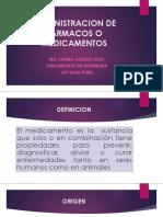 Administracion de Farmacos o Medicamentos 1