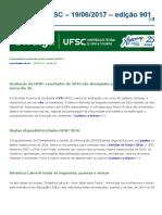 Notícias Da UFSC - 19-06