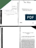 Scanned Document Metodologia Das Ciencias Sociais