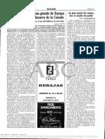 ABC Inaguración de Aquópolis 1987