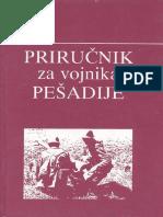 Vojnik Pješadije