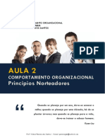 Aula 2 CO - Principios Norteadores