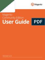 Magento Community Edition 2.0 User Guide