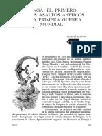TANGA,  EL  PRIMERO DE  LOS  ASALTOS  ANFIBIOS DE  LA  PRIMERA  GUERRA MUNDIAL