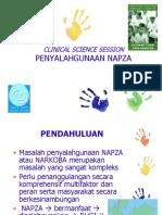 CSS Jiwa - Penyalahgunaan NAPZA