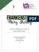 Ensayo Frankestein-miroslaba Pérez Escamilla