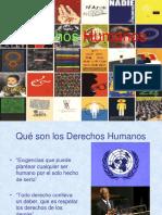 Anexo 1 Los Derechos Humanos