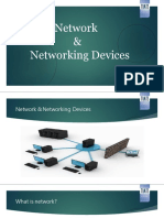 Network & Networking Devices