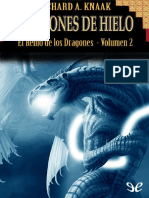 Dragones de Hielo - Richard a. Knaak