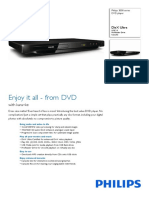 DVD MP3 Philips