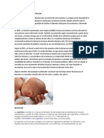 Lactancia Materna y Nutricion