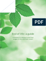 End of Life Guide
