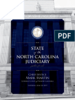 2017 State of the North Carolina Judiciary Address